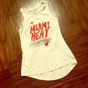 Adidas Miami Heat Basketball Women's Tank